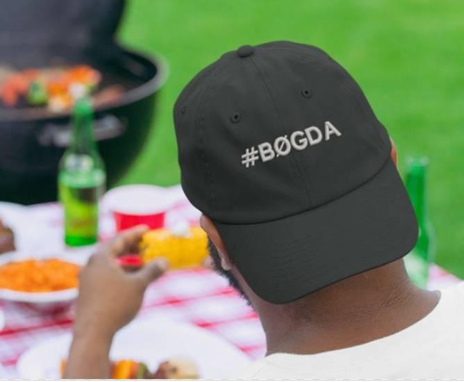 Bilde av Caps #BØGDA