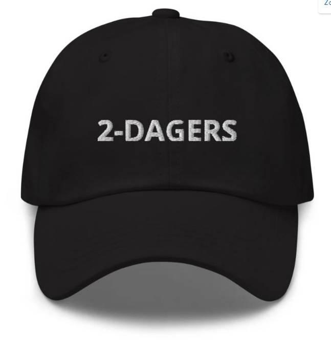 Bilde av Caps 2-DAGERS