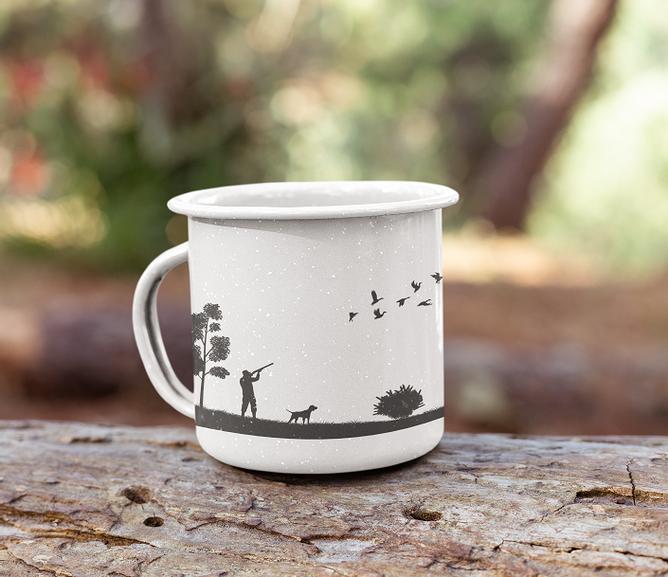 Bilde av Fuglejakt kopp