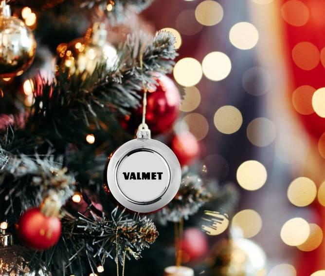 Bilde av Valmet julekule